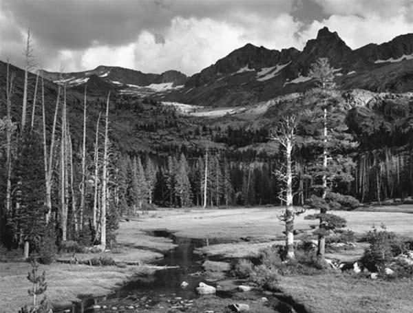 Ansel Adams fotógrafo