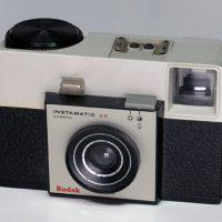 Camara fotografica - Kodak Instamatic 25