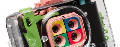 Lomografia - Camara Action Sampler Cleaner