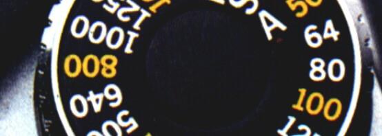 Obturador - Velocidad de obturacion