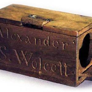 La cámara fotográfica de espejo - Alexander S Wolcott