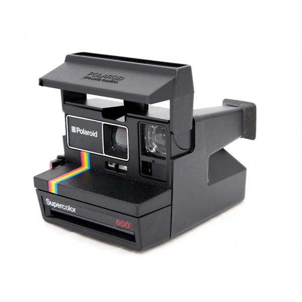 Cámaras de fotos - Polaroid