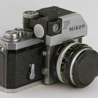 Camara fotografica - Nikkon F Photomatic