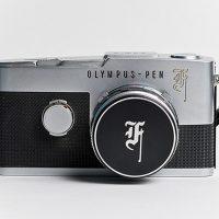Camara fotografica - Olympus Pen F