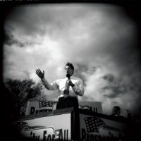 David Burnett, fotografia camara Holga