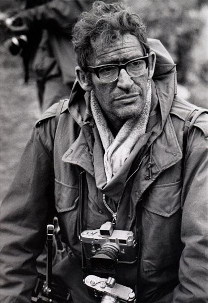 Larry Burrows - fotógrafo Vietnam