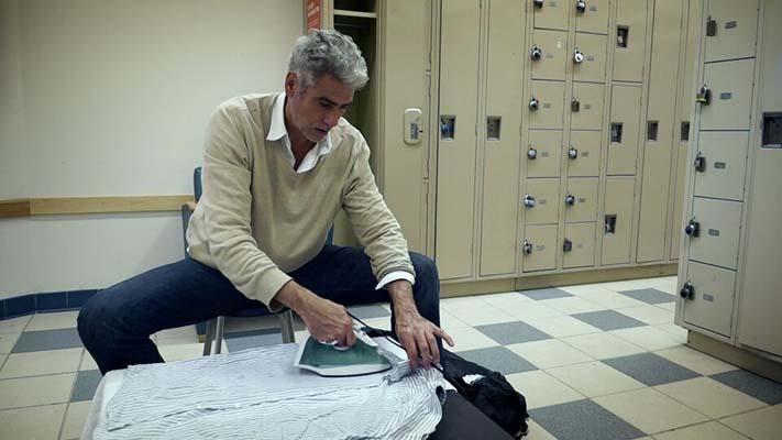 Mark Reay, fotografo homeless