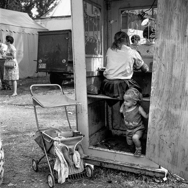 Kiddieland, September 1966. Sandwich, IL